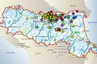 Segnalazione fenomeni  geologici particolari e manifestazioni storiche di idrocarburi