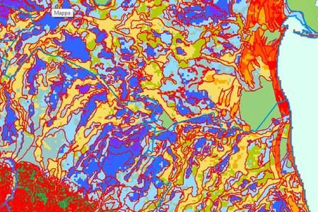 Cartografia dei suoli