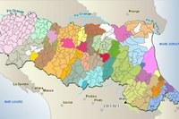 Mappa monitoraggio Strutture tecniche competenti in materia sismica