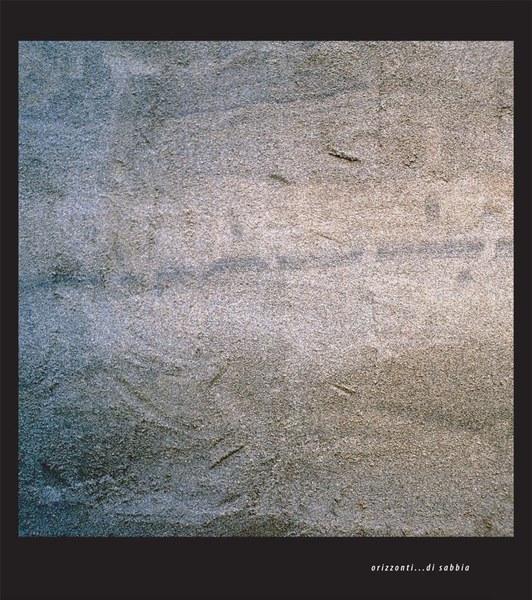 Pianura costiera - particolare di un profilo di suolo