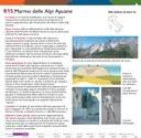 15. Marmo delle Alpi Apuane