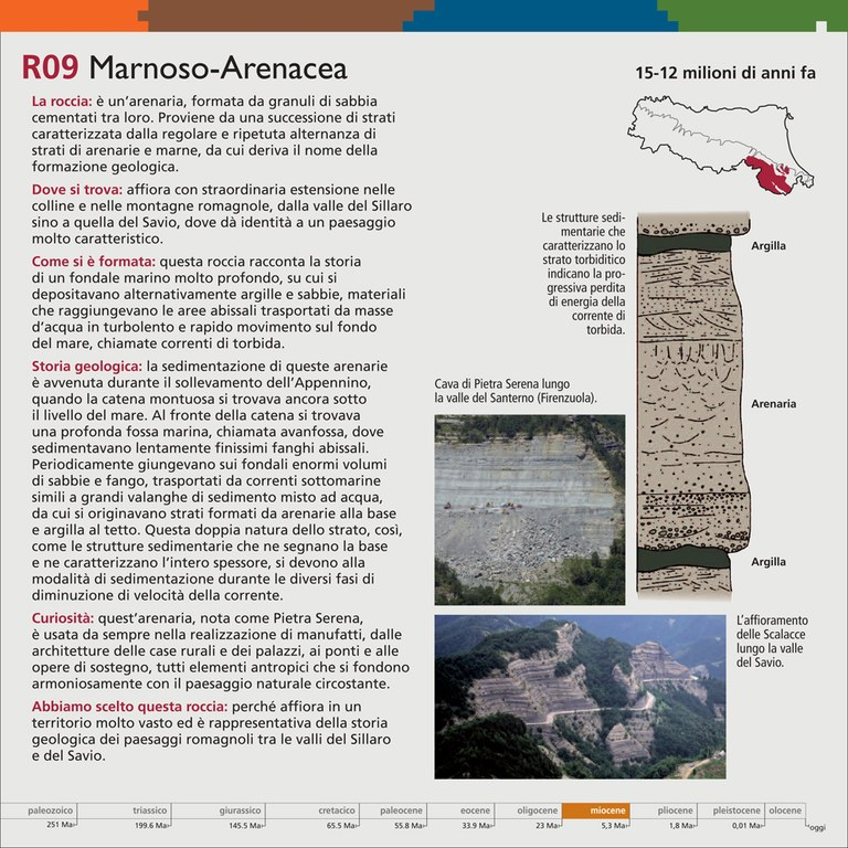 9. Marnoso-Arenacea