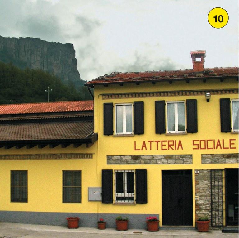 Paesaggio del Parmigiano Reggiano