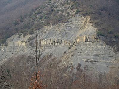 Val Marecchia - Strato Contessa Molino di Bascio