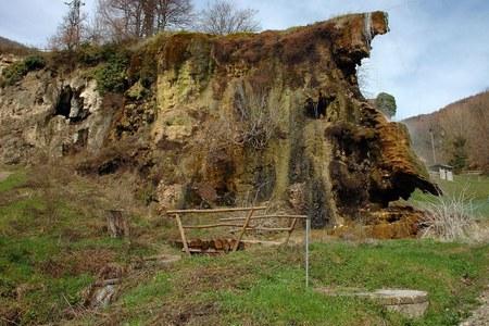 Grotte di Labante lato sud-occidentale