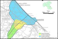 Geologia e idrogeologia della Conoide Fiume Marecchia