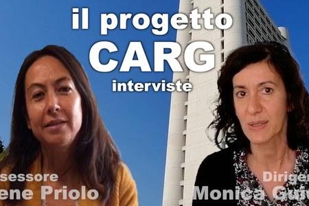 Il nuovo progetto CARG, parla l'Assessore Irene Priolo