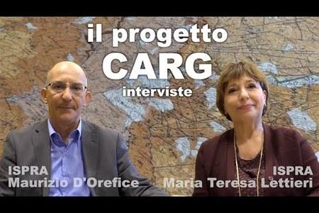 Progetto di cartografia geologica nazionale, parlano Maria Teresa Lettieri e Maurizio D'Orefice, ISPRA