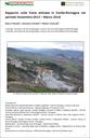 Rapporto frane 2014