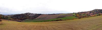 La valle cieca dell'Acquafredda (BO) - foto Lucci P.