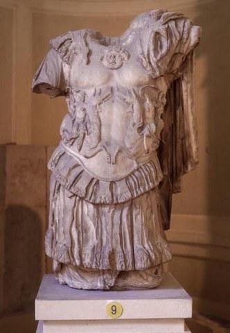Busto di Nerone