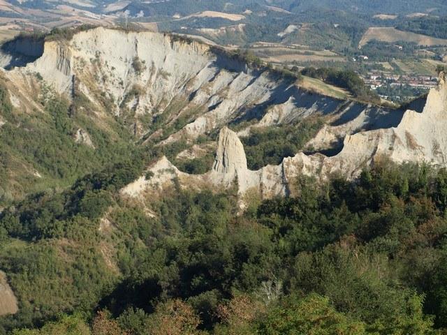 Calanchi Pieve del Pino