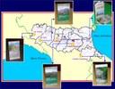 Le carte degli itinerari geo-ambientali