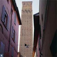 Torre Prendiparte detta Coronata (cotto, selenite)