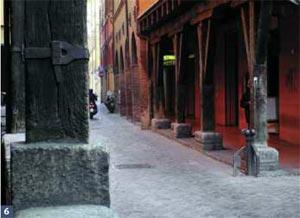 Quartiere di porta piera geologia sismica e suoli e r for Come aggiornare le colonne del portico anteriore