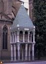 La tomba di Accursio e del figlio Francesco