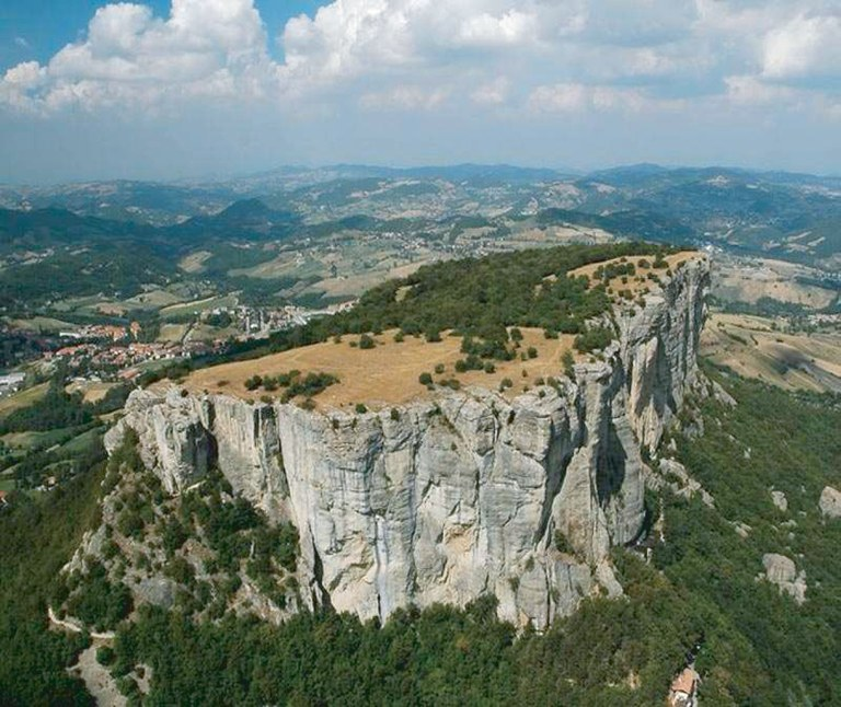 La pietra di Bismantova