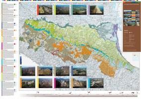La carta del paesaggio geologico