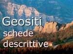 Geositi - schede descrittive
