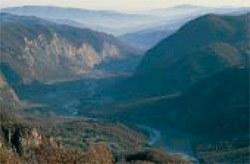 Valle del fiume Secchia