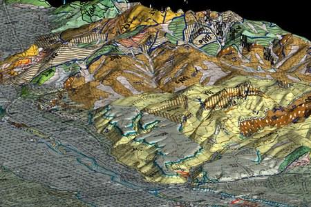 cartografia 3D immagine 2