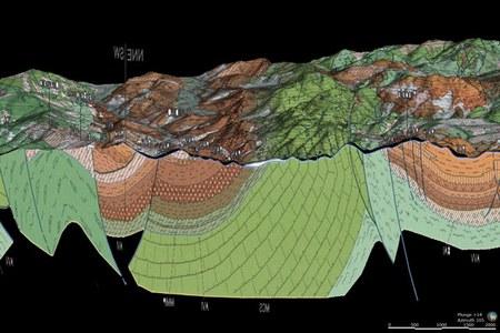 cartografia 3D immagine 4