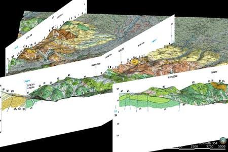cartografia 3D immagine 1