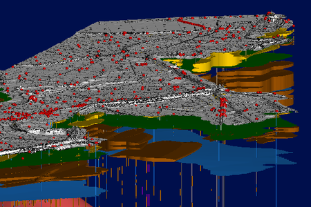 Argenta - Banche dati 3D