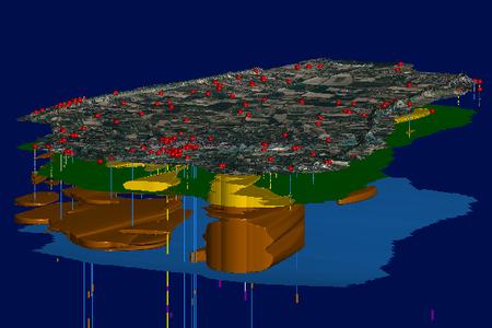 Bagnacavallo - Banche dati 3D