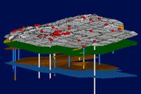 Bagnara di Romagna - Banche dati 3D