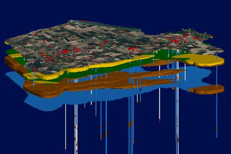 Conselice - Banche dati 3D
