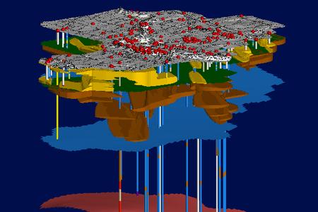 Cotignola - Banche dati 3D