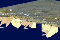 Foglio 200 - Cartografia 3D