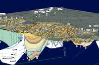 Foglio 220 - Cartografia 3D