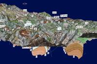 Foglio 235 - Cartografia 3D