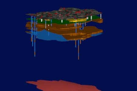 Masi Torello - Banche dati 3D