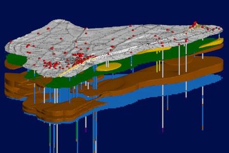 Fusignano - Banche dati 3D