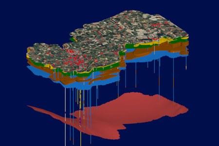 Lugo - Banche dati 3D