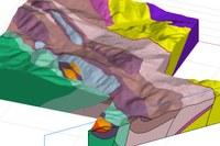 Nuovo modello 3D della finestra tettonica di Salsomaggiore (Parma)