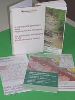 """Volume """"La geologia del foglio 265 - S. Piero in Bagno (Appennino Settentrionale)"""" di 122 pag. + Carta Geologica dell'Appennino Emiliano-Romagnolo, foglio 265 - S.Piero in Bagno, anno 1994"""