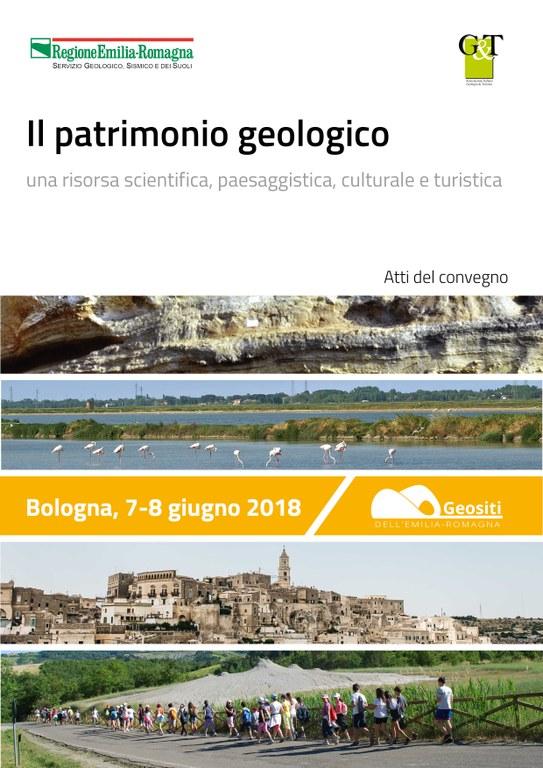 Atti convegno geologia e turismo 2018