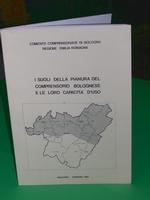 Volume di 91 pagine + Carta della capacità d'uso dei suoli alla scala 1:50.000, anno 1981