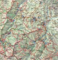 Carta escursionistica 1:50.000