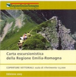 Carta Escursionistica della Regione Emilia-Romagna 1:5.000 - coperture vettoriali