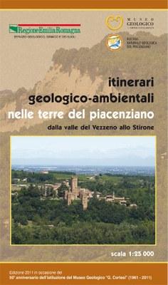 Itinerari geologico-ambientali nelle terre del piacenziano dalla valle del Vezzeno allo Stirone