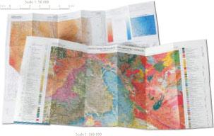 Foto che illustra esempi di cartografie