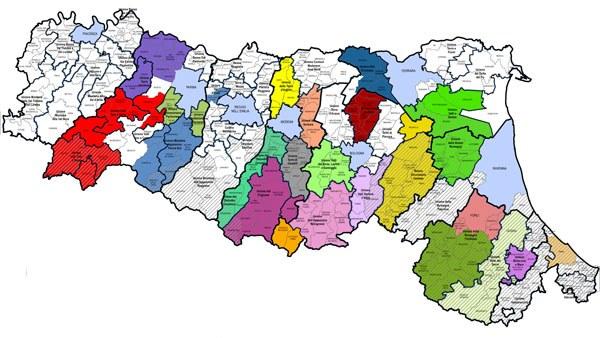 mappa STC