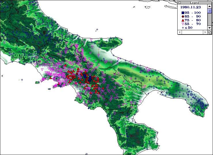Terremoti del 1980 - Irpinia - Basilicata