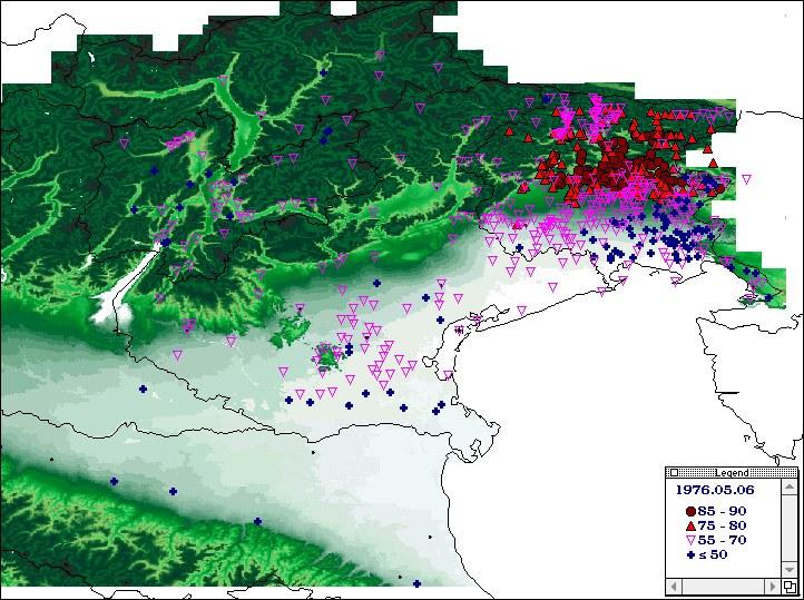 Terremoti del 1976 - Friuli