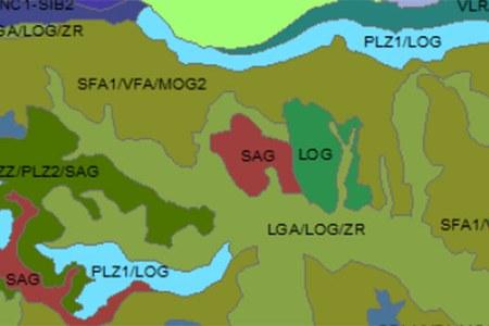 Rilevamento e cartografia